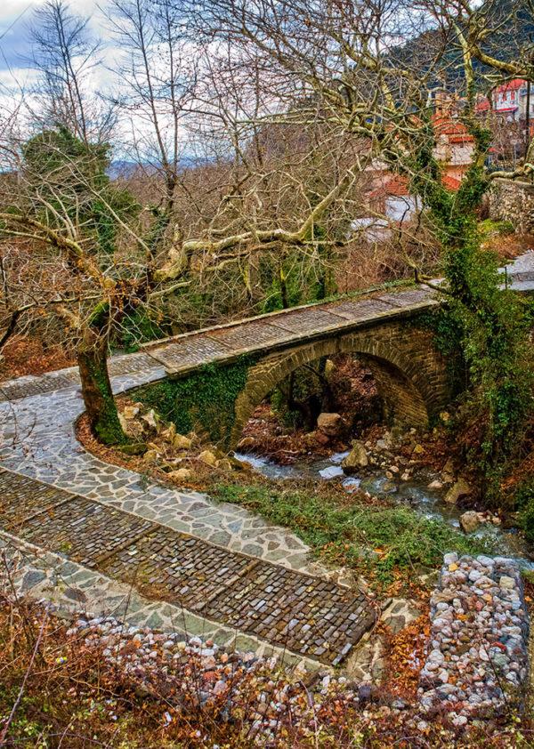 Γεφυρα-κοραη