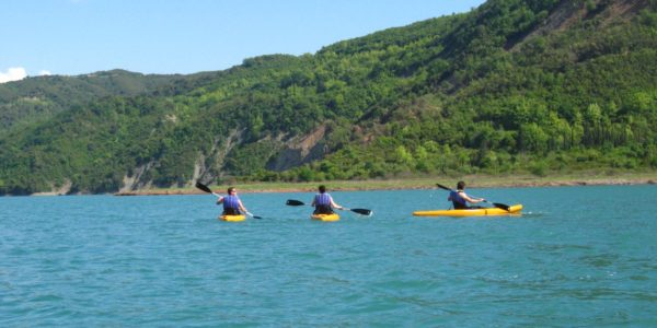 Canoeing ίμνη Πουρναρίου