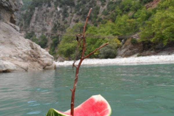 Αθαμανικά Όρη Τζουμέρκα Άρτας: Αχελώος η παραλία των Τζουμέρκων!