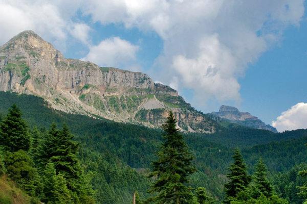 Βιώσιμος τουρισμός στο Εθνικό Πάρκο Τζουμέρκων